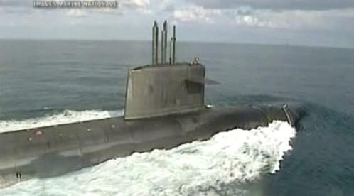 Jaderná ponorka