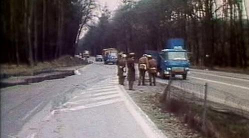 Doprava před třiceti lety