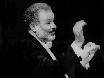 Dirigent Kenneth Montgomery