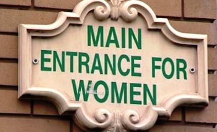 Vstup pro ženy