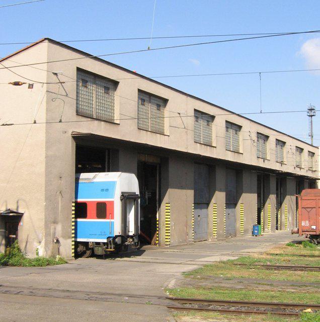 Odstavné nádraží