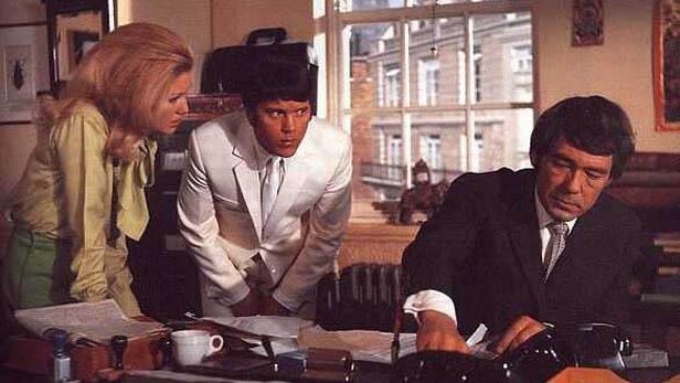 Záběr ze slavného seriálu