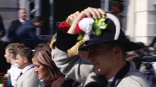 Oslavy v Tyrolsku