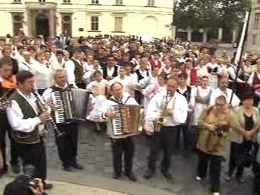 Krajanský folklorní festival