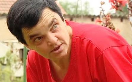Postižená žena Mirka Horníková