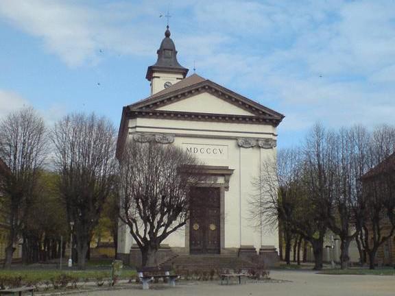 Kostel Nanebevzetí Páně v Terezíně