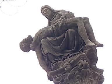 Pieta na svádovském sousoší