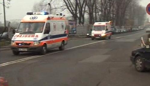 Polští záchranáři