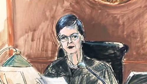 Soudkyně v procesu s únoscem lodi Maersk Alabama