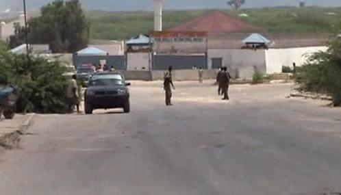 Základna v Somálsku se stala terčem sebevražedného útoku