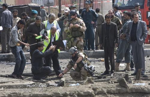Vyšetřování útoku na italské jednotky v Afghánistánu