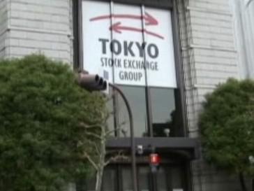 Tokijská burza