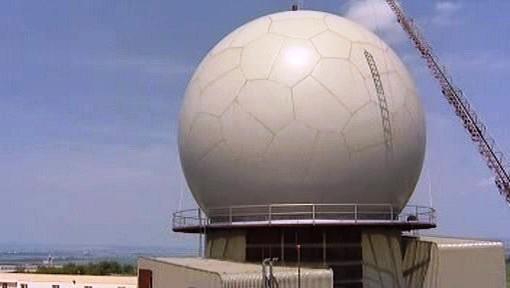 Radar NATO u Slavkova