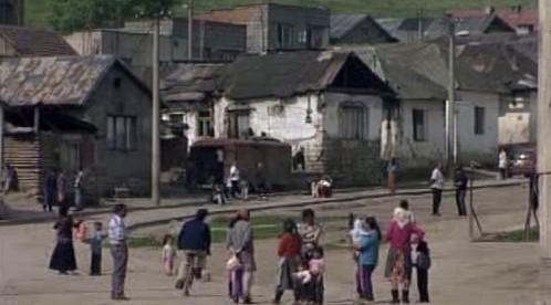 Romové v Bystranech