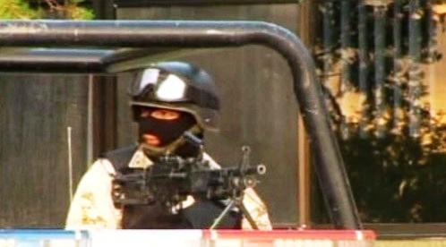 Mexický voják