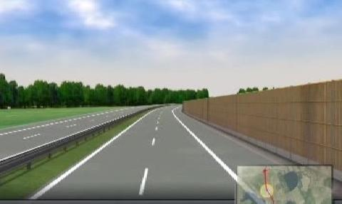 Model silnice
