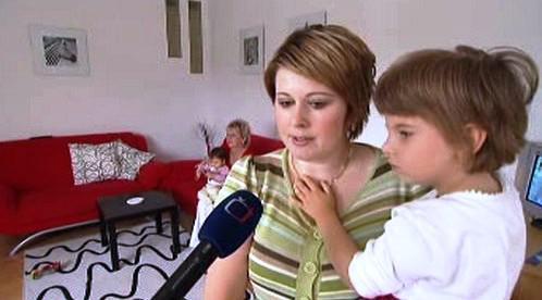 Sylva Wawrzosová s Elou