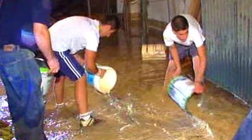 Záplavy ve Španělsku