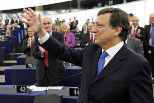 Barroso po svém znovuzvolení do čela EP