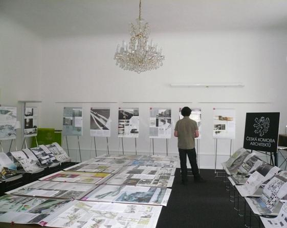 Přehlídka diplomových prací architektů