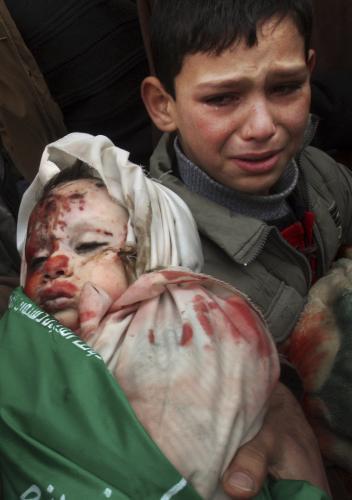 Oběti izraelských náletů