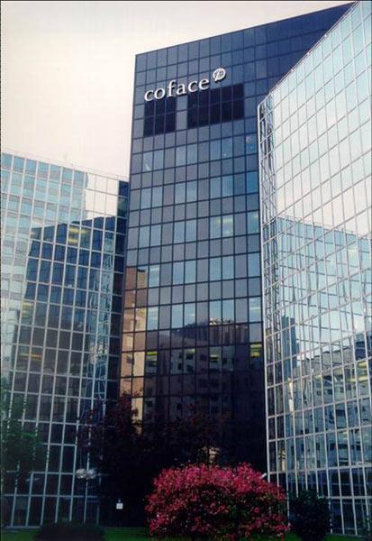 Budova společnosti Coface