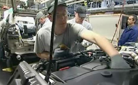 Výroba automobilů