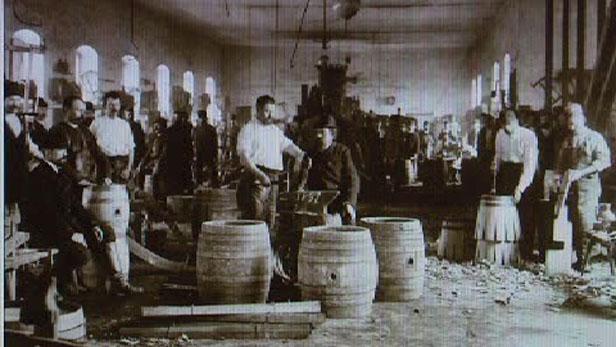 Počátky plzeňského pivovaru