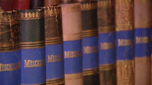Spisy ve Strahovské knihovně