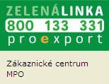 Zelená linka pro export