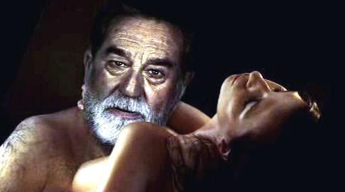 AIDS je masový vrah: Saddám Husajn