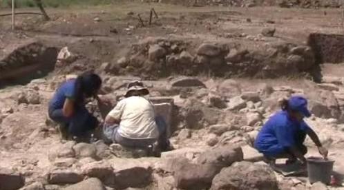 Izraelští archeologové objevili unikátní synagogu