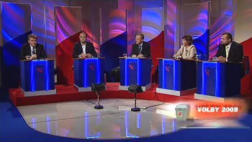 Debata kandidátů v Olomouckém kraji