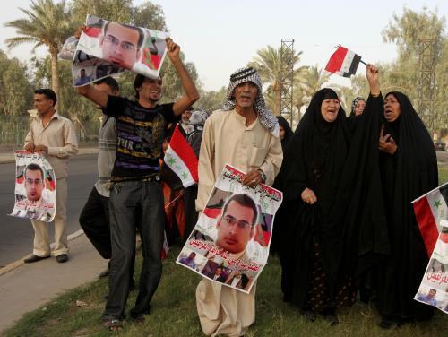 Zajdího rodina čeká na novinářovo propuštění