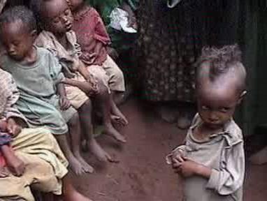Hladové děti