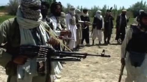 Povstalci z hnutí Tálibán