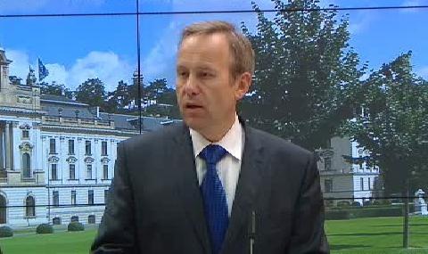 Ministr pro místní rozvoj Rostislav Vondruška
