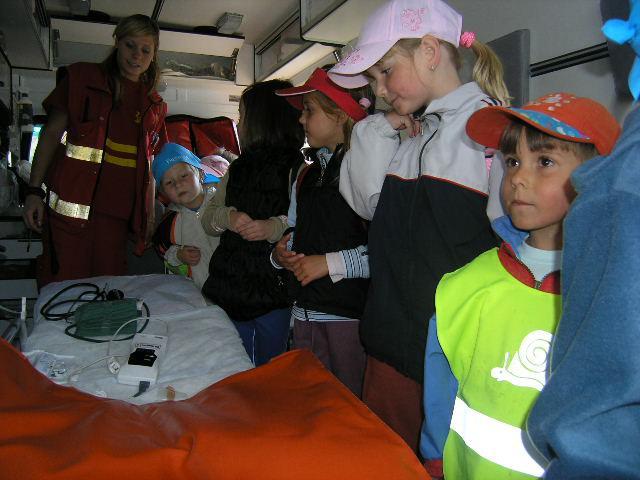 Ukázky první pomoci