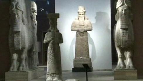 Muzeum v Bagdádu