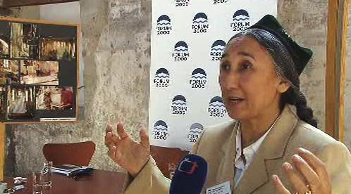 Rebija Kadírová