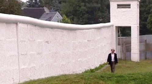 Zeď v Mödlareuthu