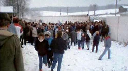 Rok 1989 - otevření železné opony v Mödlareuthu