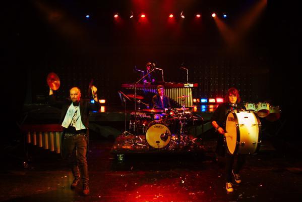 Marimba v Minoru