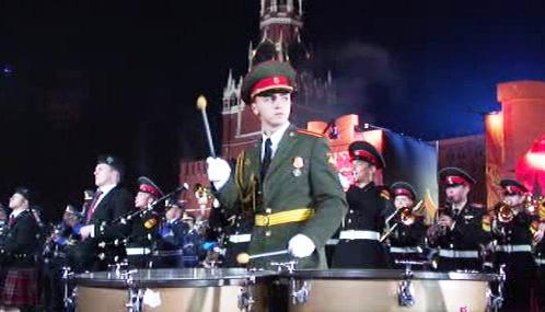 Ruský hudební festival Spasská věž