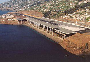 Letiště Madeira
