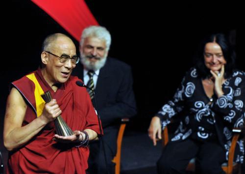 Dalajlama na Slovensku