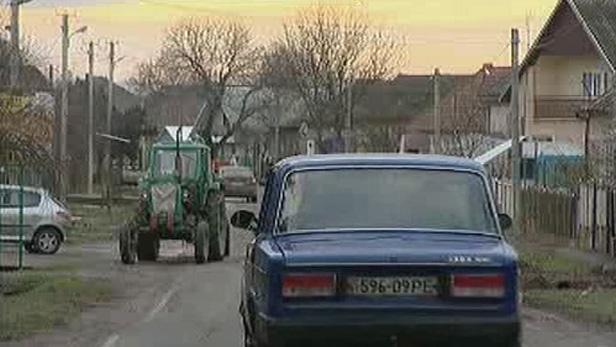 Dnešní Ukrajina - tehdejší Podkarpatská Rus