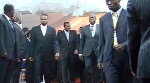 Summit jihoafrických lídrů