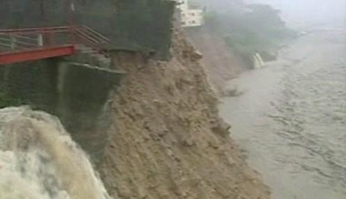 Následky tajfunu Morakot na Tchaj-wanu