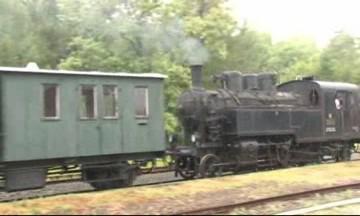 Stoletý výletní vlak